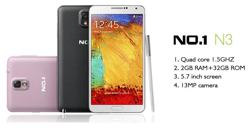 clone Galaxy Note 3