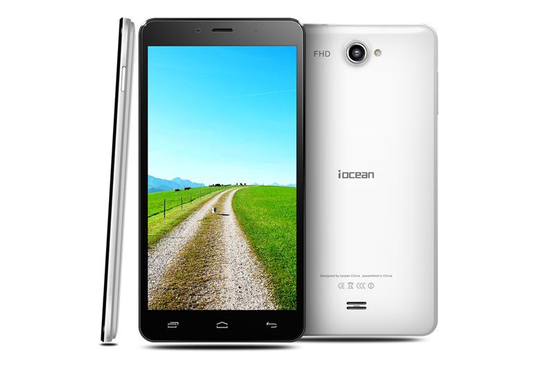 iOcean G7 MT6592 8 x 1.7GHz