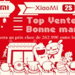 Xiaomi Mi2S 32Go prix en baisse