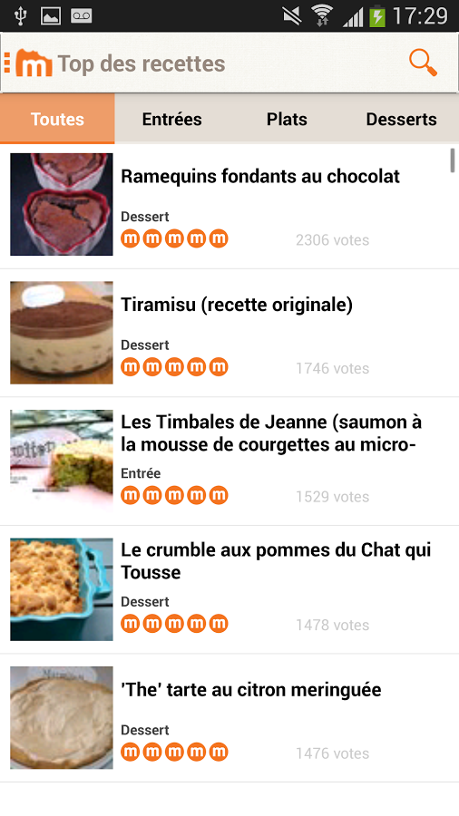 Marmiton recettes de cuisine chinandroid - Cuisiner le patisson marmiton ...
