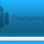 Changelog Droid : quoi de neuf