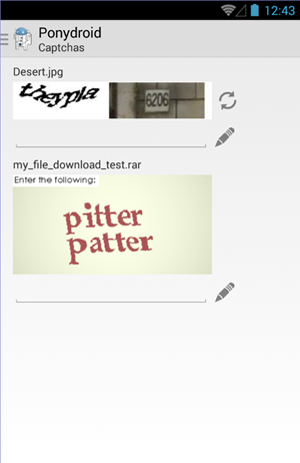 how to add captcha to weebly