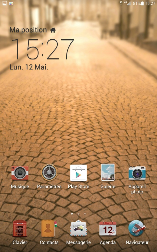 Huawei Honor X1 / Mediapad X1 7D-503L 4G LTE