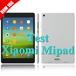 Test Xiaomi Mipad sur le blog Chinandroid