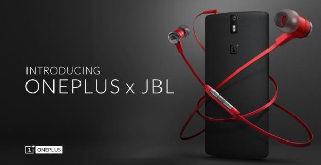 OnePlus x JBL E1