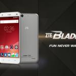 Promo ZTE Blade S6 : exclue GearBest