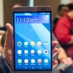 Huawei MediaPad X2 : retour aux 7 pouces