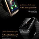 GV08S une montre connectée qui a la classe