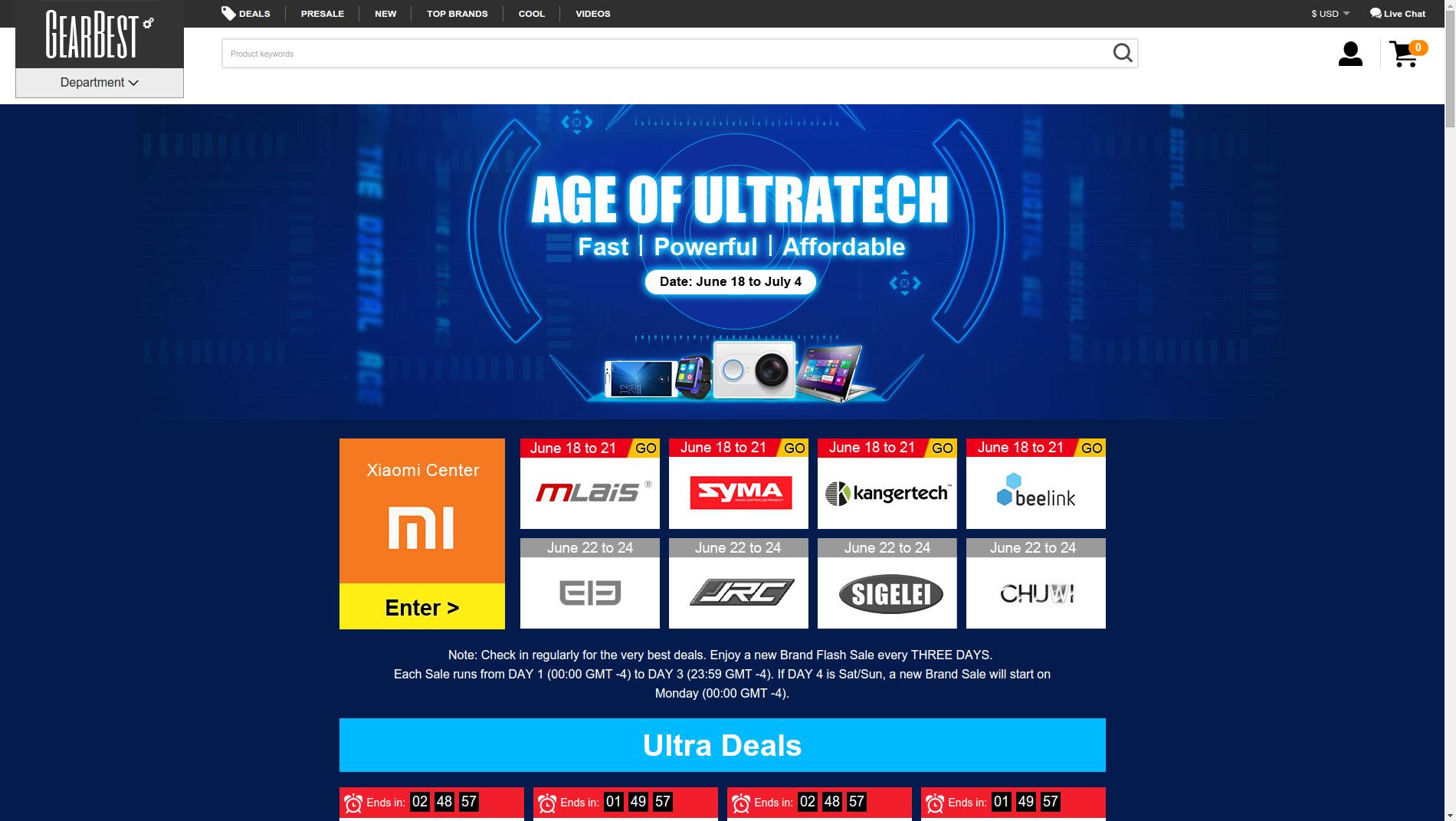 Coupons gearbest blog