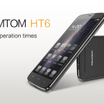 Doogee Homtom HT6 avec batterie 6250mAh