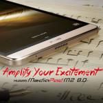 Huawei Mediapad M2: la grande classe