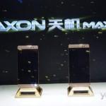 ZTE Axon MAX 6 pouces 2K 4Go de Ram