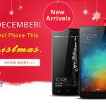 Discount TinyDeal: le père Noël va passer