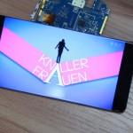 Ulefone Future 5.5 borderless Helio P10 4Go Ram