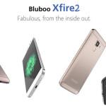 Bluboo Xfire 2: smartphone de dépannage pour 70 euro
