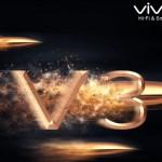 Vivo V3 s'ouvre sur le marché mondial