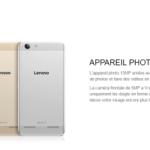 Lenovo Vibe K5 et Vibe K5 Plus lancement