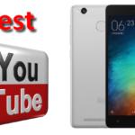 Test Xiaomi Redmi 3 Pro pour Everbuying