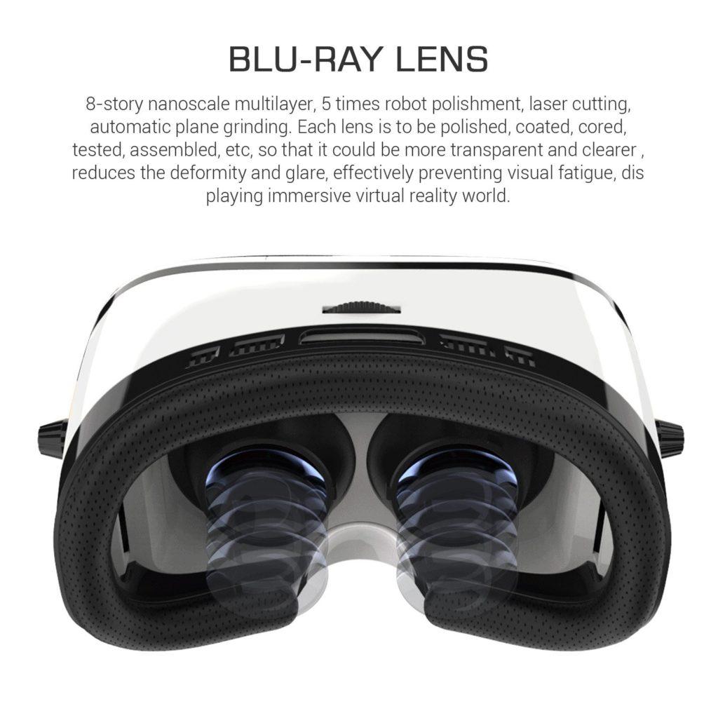 UMI VR BOX 3 - lens