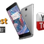 Test OnePlus 3 pour Gearbest