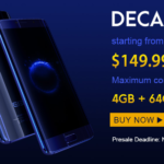 Précommande Elephone S7 4Go Ram Helio X20
