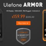 Ulefone Armor: blindé contre la maladresse