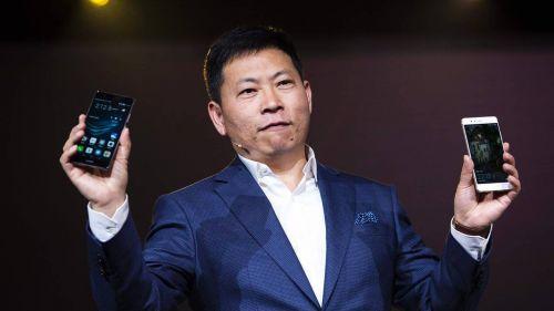 directeur Huawei Richard Yu