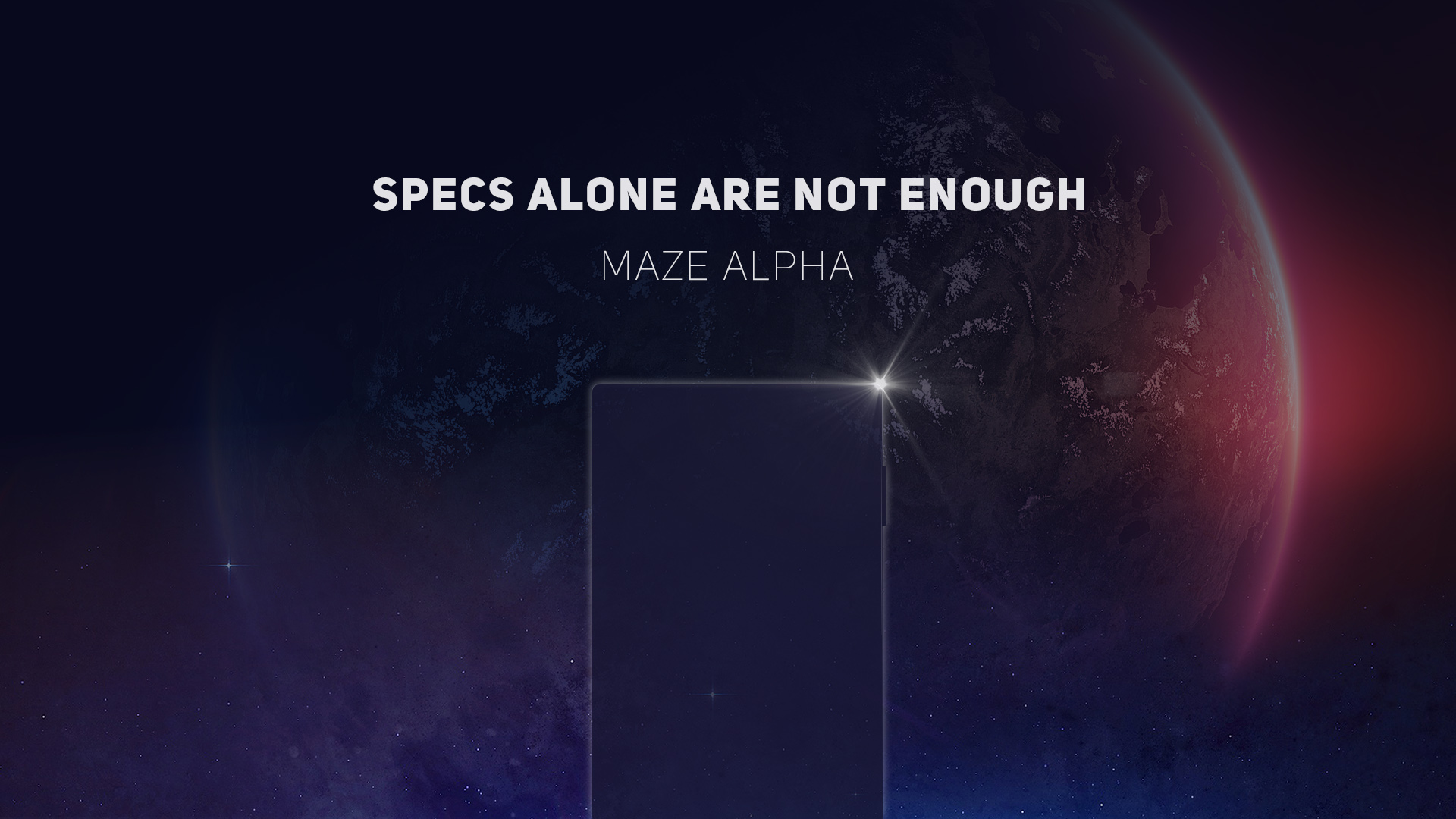 Maze Alpha