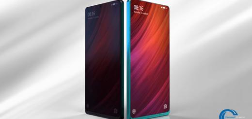 Xiaomi Mi Mix 2 concept à la une