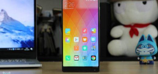 Xiaomi mi mix à la une