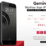Ulefone Gemini Pro: Worthier than iPhone 7