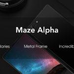 Maze Alpha: la fiche technique refroidie