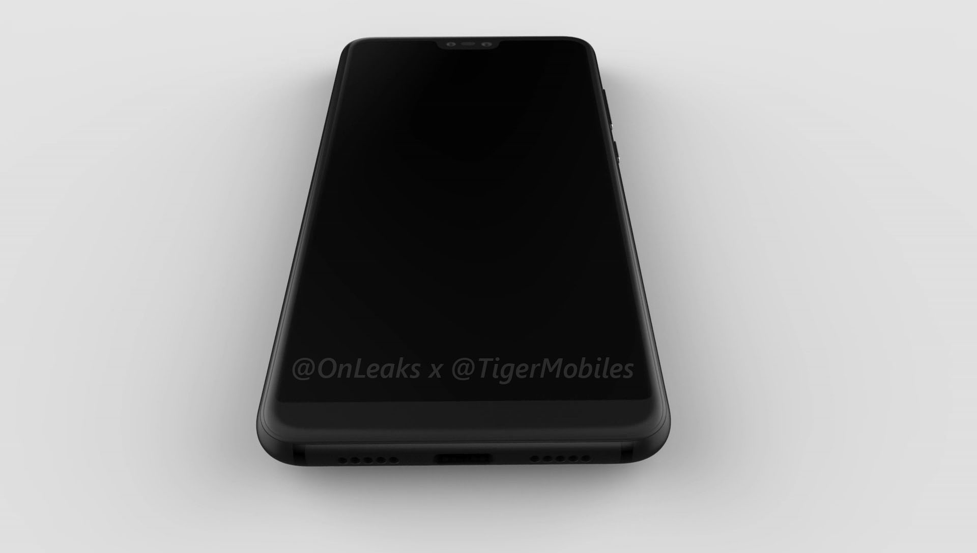 Huawei-P20-Plus-3D-render-front