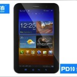 Freelander PD10 Typhoon 2: Tablette chinoise 7 pouces 3G Quad-core