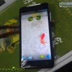 Hiwave Hi5 5 pouces IPS HD MT6589 3G WCDMA pour China Unicom