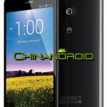 Huawei Ascend Mate disponible en France