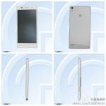 Huawei P6-U06 4.7 pouces K3V2 Quad-core 1.5GHz