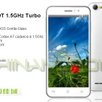 Jiayu G4 MT6589T 1.5GHz Turbo