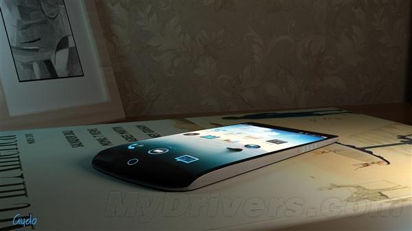 Meizu MX3 concept