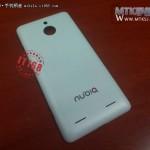 Nubia Z5 Mini 4.7 pouces HD Snapdragon 600 Quad-core 1.7GHz