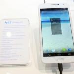 Gadmei N60 6 pouces HD CPU MT6589 Quad-core (video)