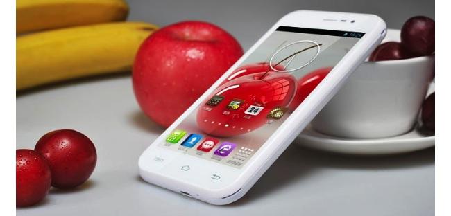 GooPhone X1 MT6589