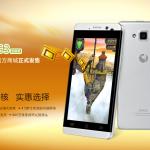 Jiayu G3S 4.5 pouces HD MT6589 Quad-core