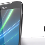 Nuu Nu1 4.8 pouces HD CPU Qualcomm Dual-core 1.7GHz