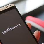 Galaxy Galapad 6.3 pouces HD MT6589 Quad-core (vidéo)