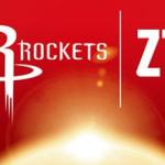 ZTE partenaire NBA: partenariat entre ZTE et les Rockets de Houston