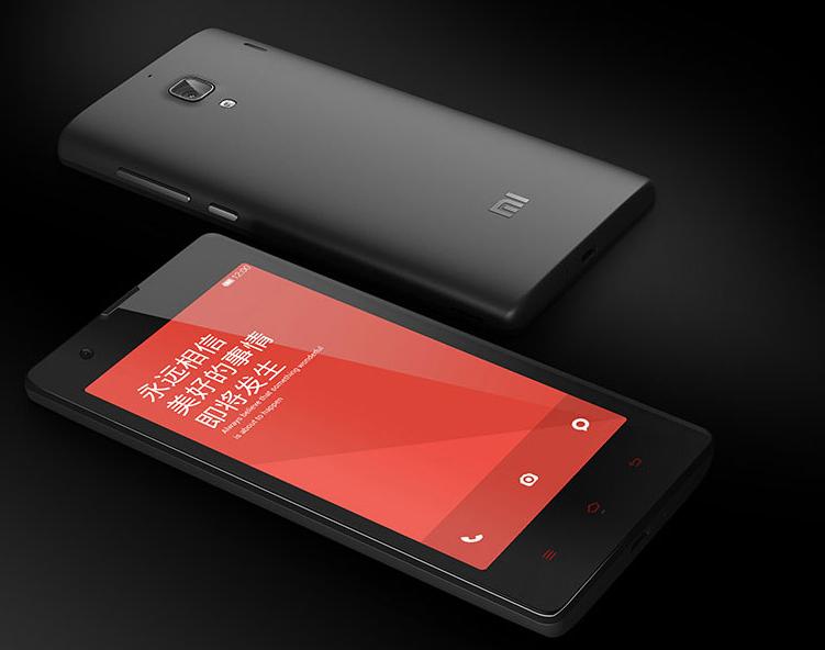 Stock Xiaomi Red Rice