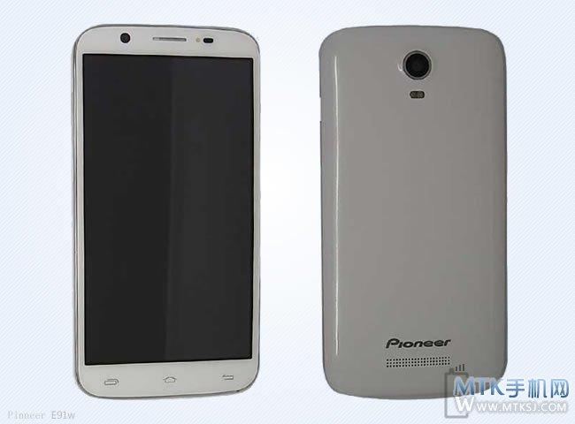 Pioneer E91W MT6582