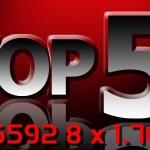 Meilleurs smartphones MT6592 Top 5