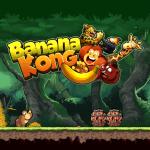 Banana Kong : un runner addictif